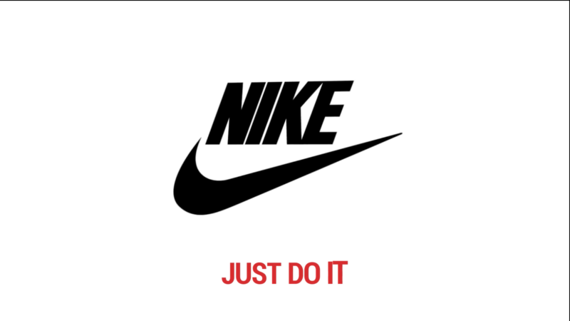 AI generated e-commerce video for Nike