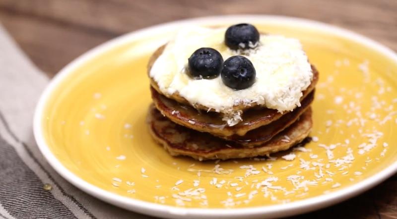Healthy Pancakes Recipe Video