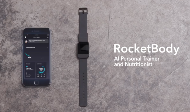 Kickstarter Campaign Video for RocketBody
