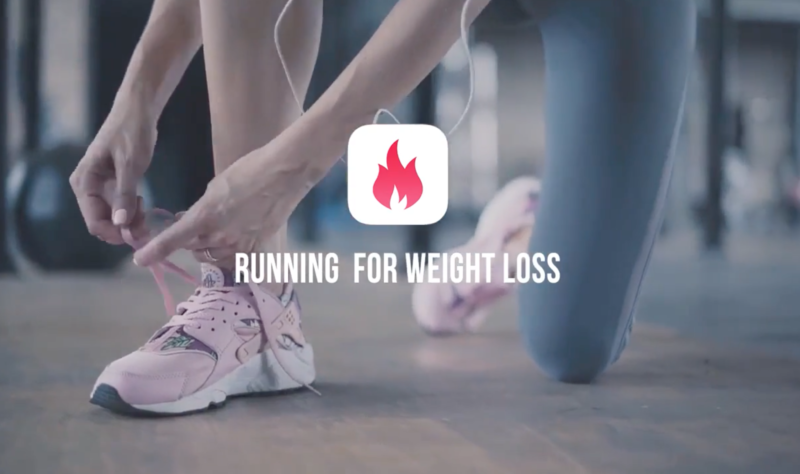 Promo Video for Verv Running App