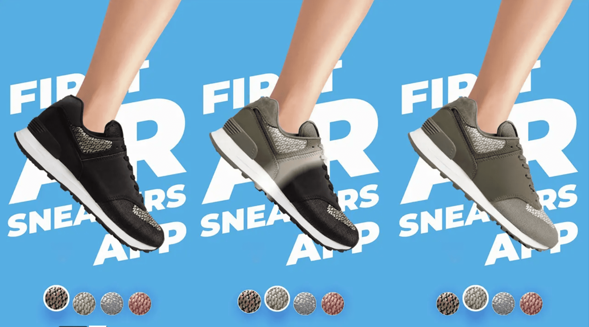 UA video — Wanna sneaker