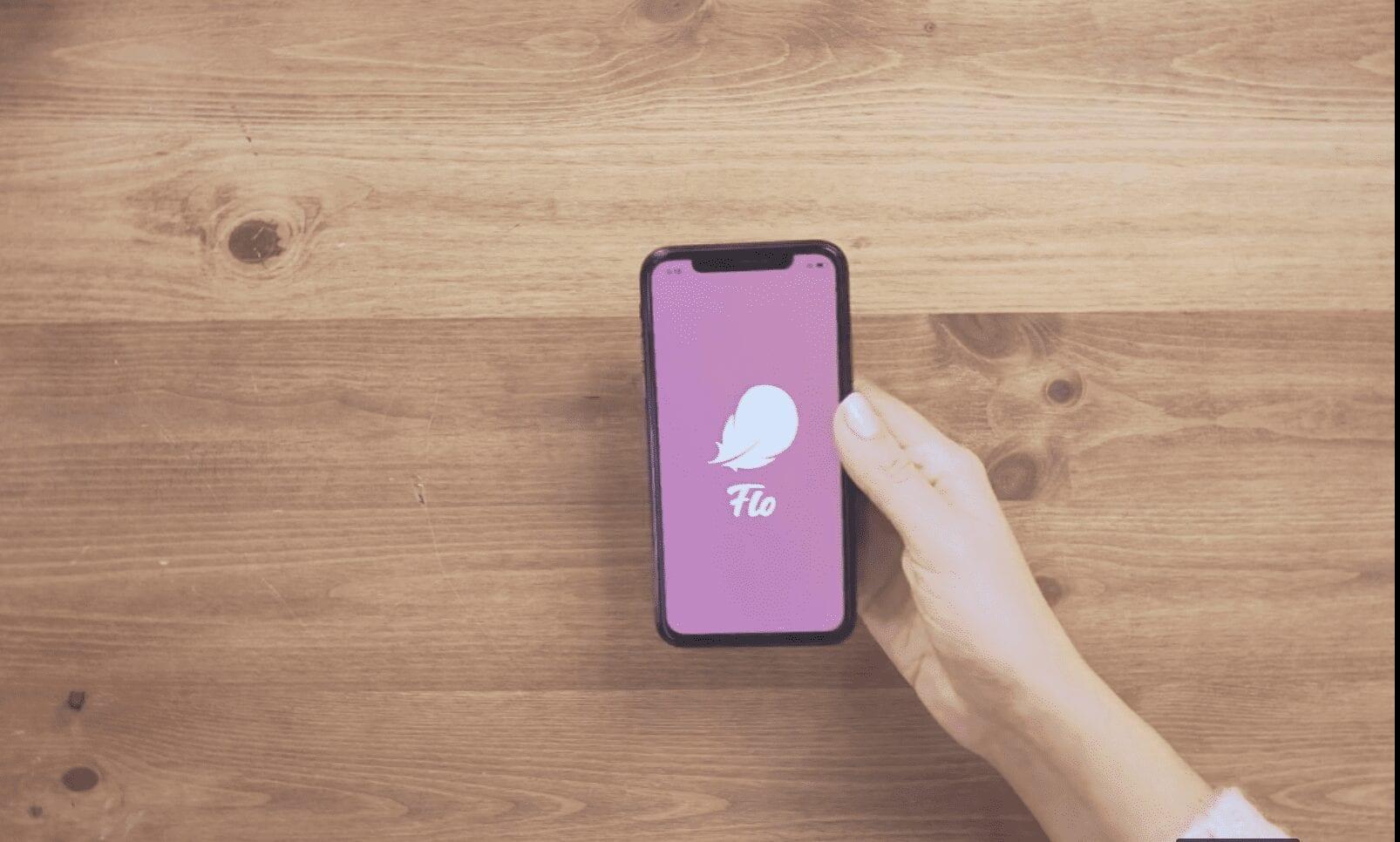 UA creative video for Flo App (V2)