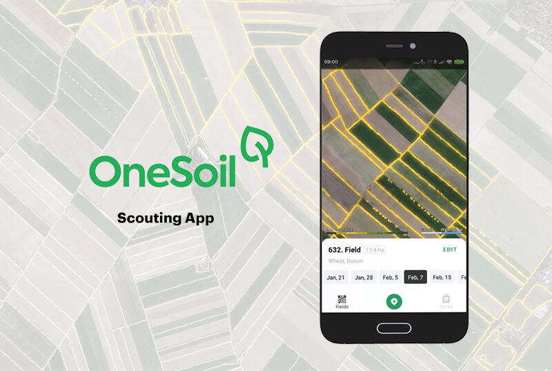 Google Play Promo Video for OneSoil