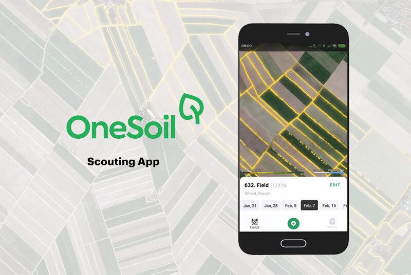 Promo Video for Google Play for OneSoil