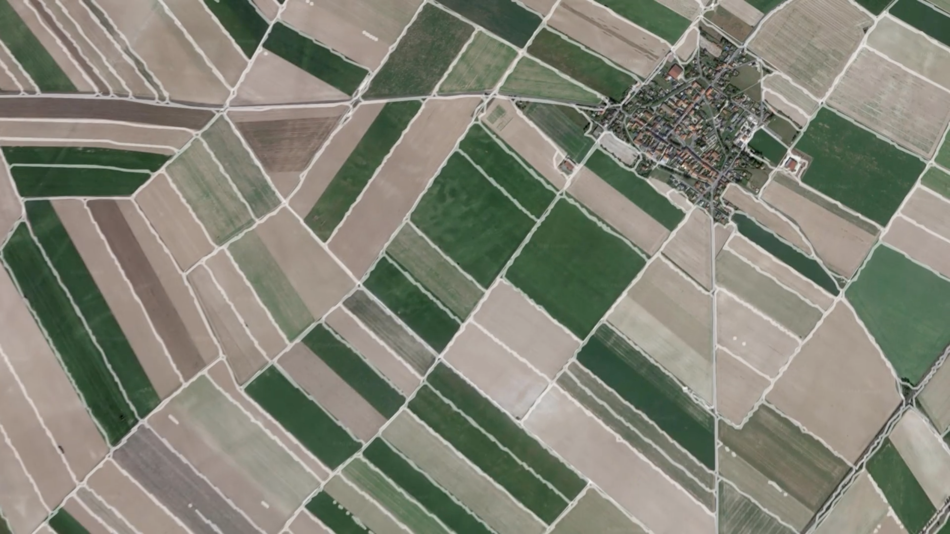 UA Video Creative for OneSoil. Vegetation zones