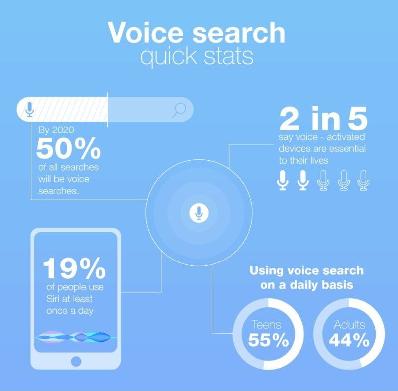 voise search
