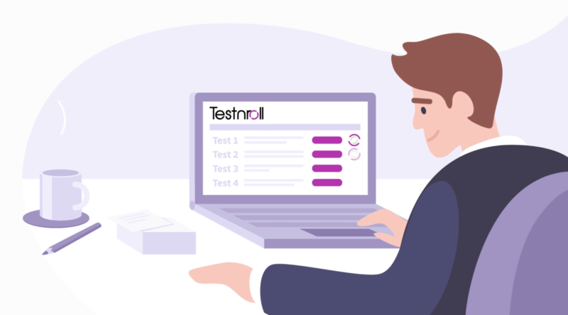 Explainer Video and Demo for Testnroll