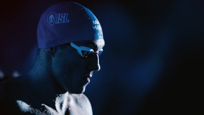 SMM for International Swimming League