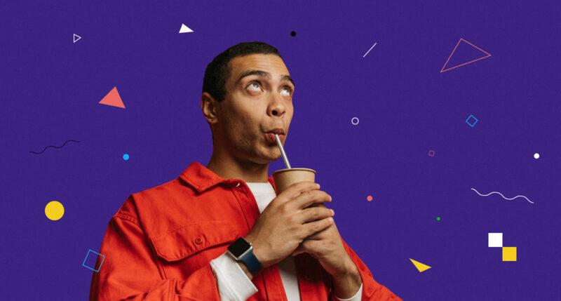 Kickstarter Video for Drink Clean Straw